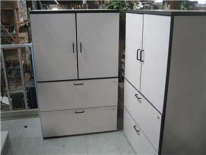 G D Liquidators - Office Furniture & Equipment Retail & Rental - 780-447-2788