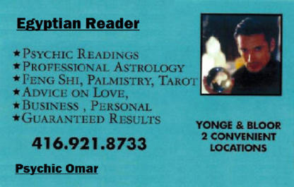 The Yorkville Psychic - Astrologues et parapsychologues