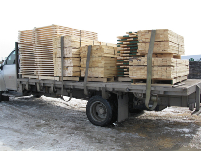 L-E Wood Manufacturing & Lumber Sales - Wooden Boxes - 204-697-0719