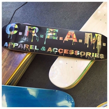 C.R.E.A.M. Apparel & Accessories - Clothing Stores - 204-717-1625