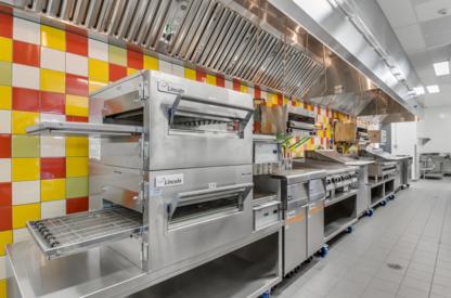 Atelier du Chef - Fournitures et équipement de restaurant - 418-682-5643