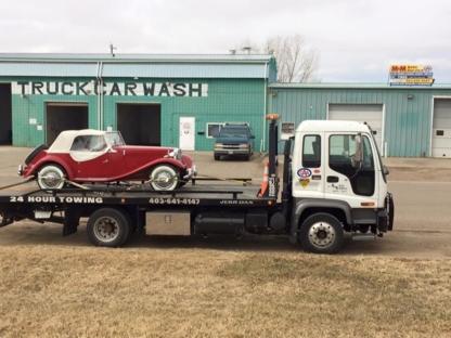 M & M Auto Service - Remorquage de véhicules