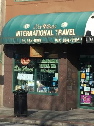 Da Vinci International Travel - Airline Ticket Agencies - 604-629-0900