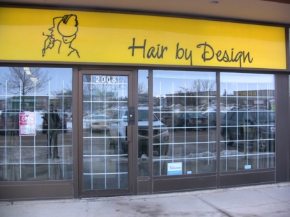 Hair By Design For You - Hair Salons - 780-458-4666