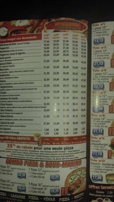 Restaurant Didim - Pizza et pizzérias - 450-431-3555