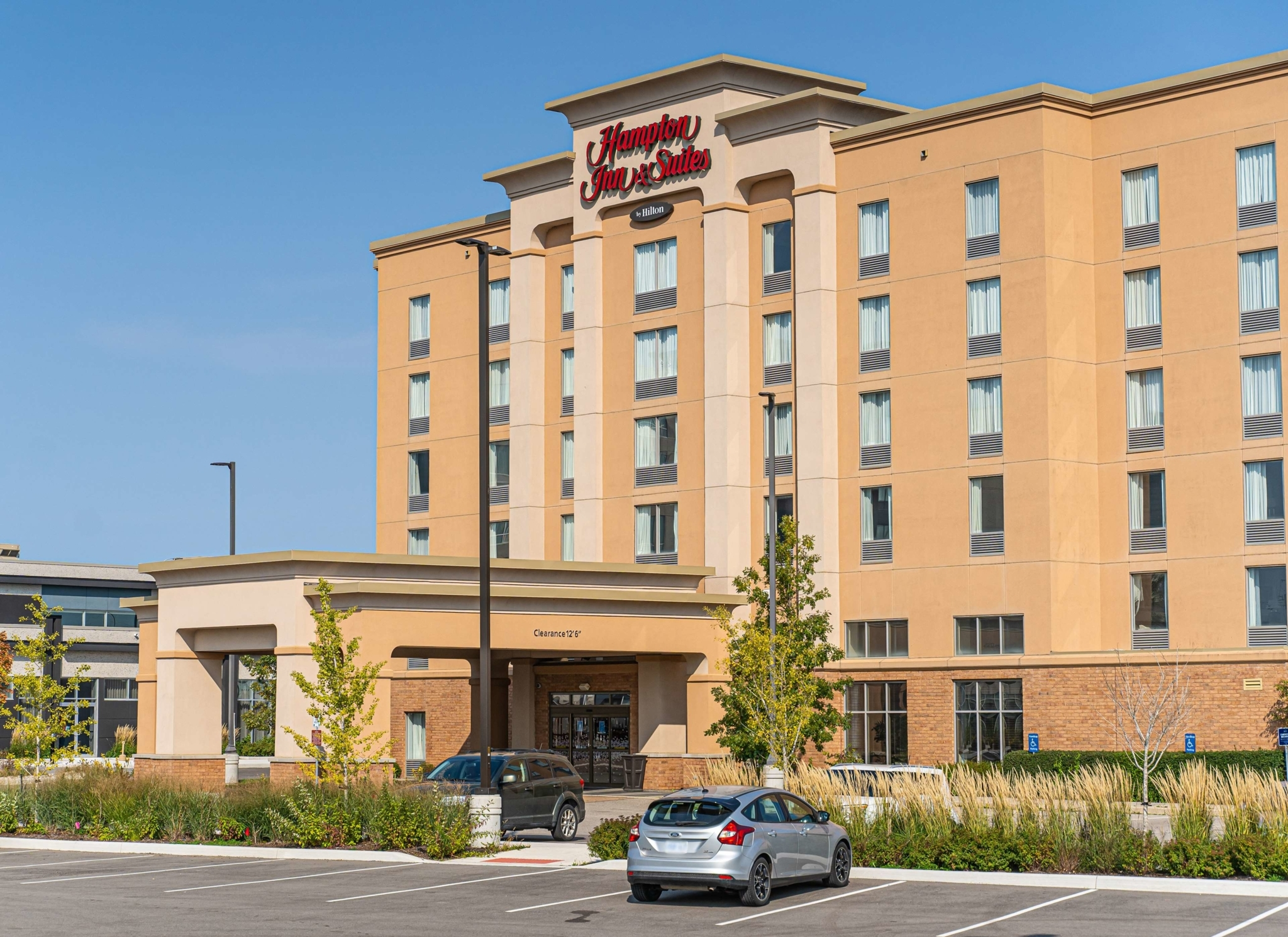 Hampton Inn & Suites by Hilton Brantford Conference Centre ON - Hotels