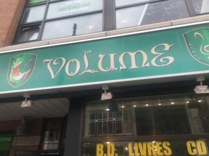 Boutique Volume Inc - Magasins de vêtements pour femmes - 514-844-3475