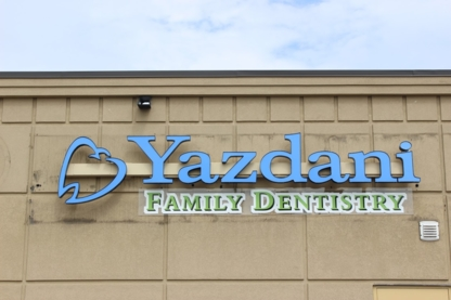 Yazdani Family Dentistry Kanata - Dentists - 613-225-9610
