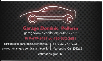 Garage Dominic Pellerin - Auto Repair Garages - 450-532-3681