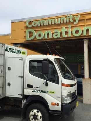 Just Junk Toronto North - Bulky, Commercial & Industrial Waste Removal - 416-744-8080