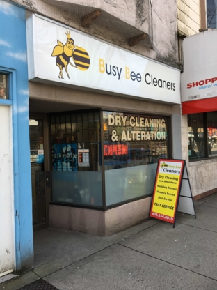 Busy Bee Cleaners - Nettoyage à sec