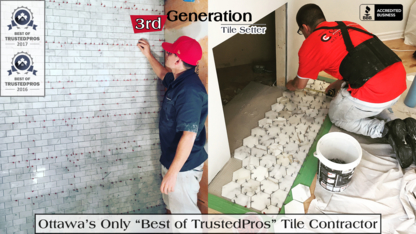 Coco Tile - Carreleurs et entrepreneurs en carreaux de céramique