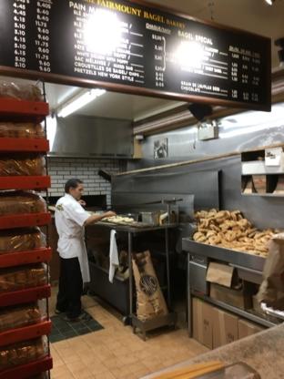 Fairmount Bagel Bakery Inc - Bagels - 514-272-0667