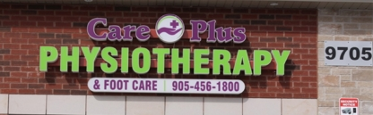 Care Plus Physiotherapy - Physiotherapists - 905-456-1800