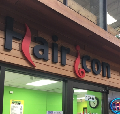 Hair I-Con - Hairdressers & Beauty Salons - 604-474-4266