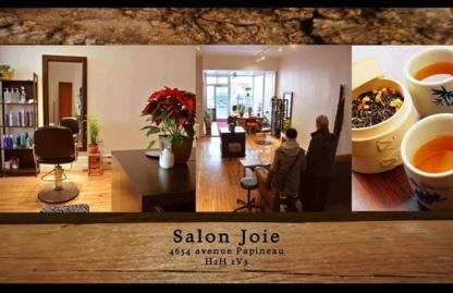 Joie Coiffure - Salons de coiffure et de beauté - 514-560-2478