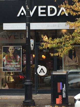 Aveda Salon Spa Academie - Salons de coiffure et de beauté - 514-499-0501