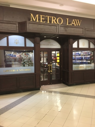 Metro Law Office - Real Estate Lawyers - 604-434-5100