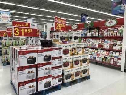 Walmart Supercentre Bd Newman Et Bd Angrignon Lasalle Tire & Lube Express - Grands magasins - 514-368-2216
