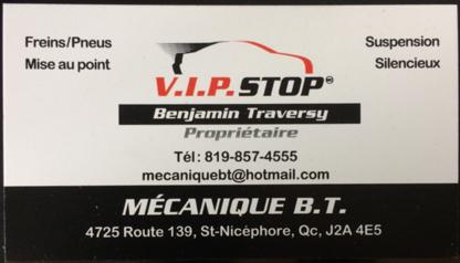 Mécanique BT - Garages de réparation d'auto - 819-857-4555
