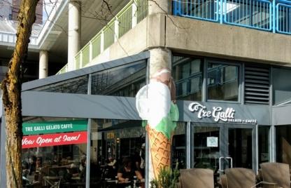 Tre Galli Gelato Café - Ice Cream & Frozen Dessert Stores - 604-525-6745
