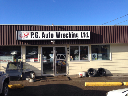 Prince George Auto Wrecking Ltd - Car Wrecking & Recycling - 250-561-1111