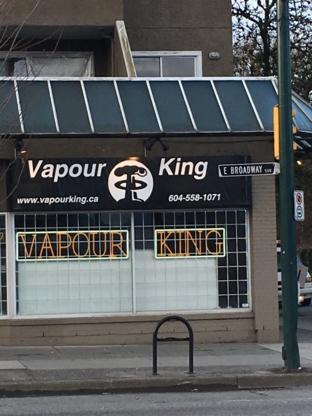 Vapour King - Smoke Shops - 604-558-1071