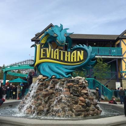 Canada's Wonderland - Centres et parcs d'attractions - 905-832-7000