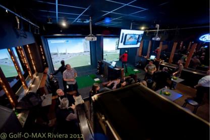 Golf O Max Riviera - Golf intérieur - 450-632-1620