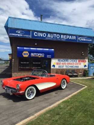Cino Auto Repairs - Auto Repair Garages - 905-662-2000