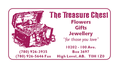 Treasure Chest - Florists & Flower Shops - 780-926-3935