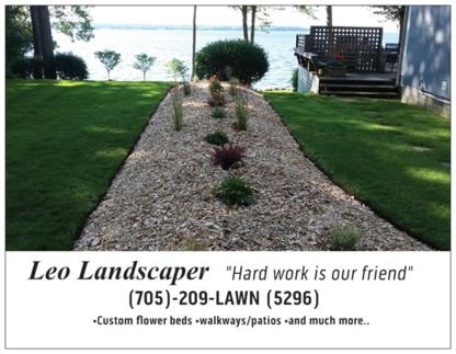 Leo Landscaper - Landscape Contractors & Designers - 705-209-5296
