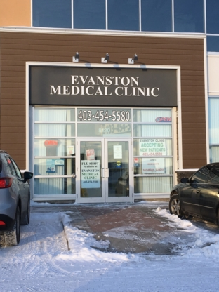 Evanston Medical Clinic - Clinics - 403-454-5580
