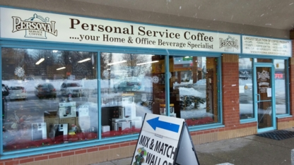 Personal Service Coffee - Coffee Break Services & Supplies - 905-509-4344