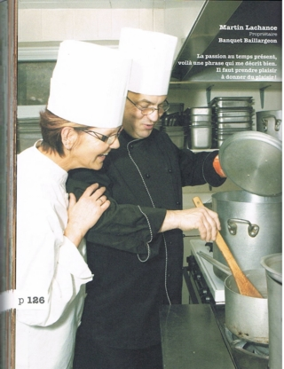 Voir le profil de Banquet Baillargeon Enr - Saint-Joseph-de-Coleraine