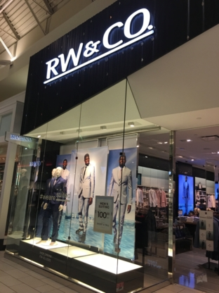 RW & CO. - Clothing Stores - 604-468-1649