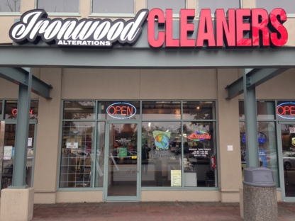 Ironwood Cleaners - Dry Cleaners - 604-277-1323