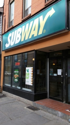 Subway - Sandwiches & Subs - 416-603-8828
