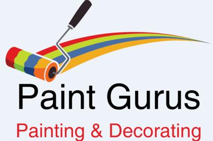 Paint Gurus - Painters - 778-214-3683