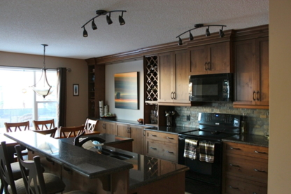Blakeburn Family Woodworkers - Cabinet Makers
