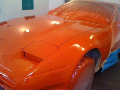 Carrosserie Jolicoeur Inc - Réparation de carrosserie et peinture automobile - 514-766-0437