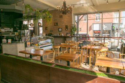 La Panthère Verte - Restaurants - 514-503-4800