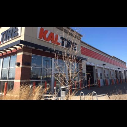 Kal Tire - Tire Retailers - 587-200-9725