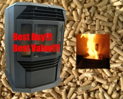 The Pellet Stove Store - Oil, Gas, Pellet & Wood Stove Stores