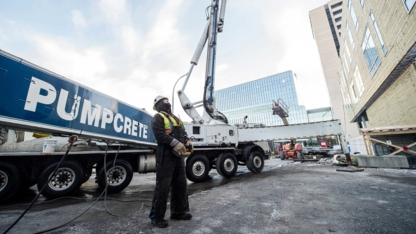 Pumpcrete Canada Inc - Concrete Pumping