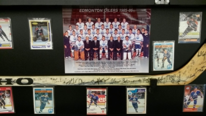 A Rink Of Dreams - Picture Frame Dealers - 780-990-1020