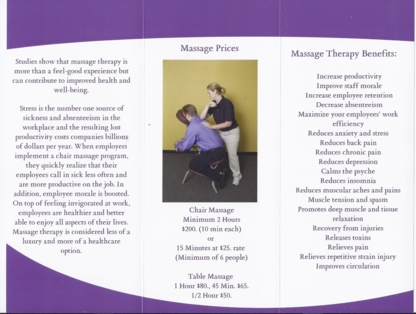 Home Comfort Therapy - Registered Massage Therapists - 905-359-2197
