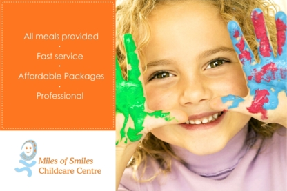 Miles of Smiles Daycare - Childcare Services - 780-265-4933