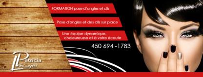 Académie Patricia L'Ecuyer Distribution et Pose d'Ongles - Eyelash Extensions - 450-694-1783