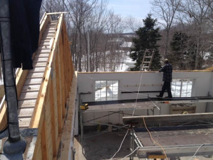 Alltech Contracting - Roofers - 902-209-6406
